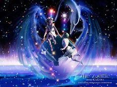 the zodiac art by kagaya | Abbie' s Cloud ☼: The Zodiac, art by Kagaya