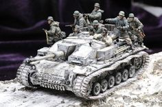 Dioramas and Vignettes: On the Kharkov direction, photo #12