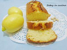 plumcake al limone sabry in cucina