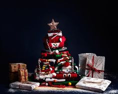 This year, Make Christmas with our festive jumpers for men, women and kids Christmas 2014, Christmas Tree, Festive Jumpers, Latest Fashion, Holiday Decor, How To Make, Kids, Women, Teal Christmas Tree