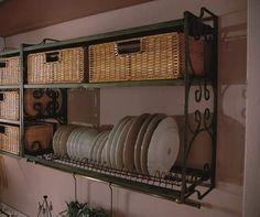 Pensile scolapiatti country in metallo a Pineto - Kijiji: Annunci di eBay