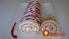 swiss roll – My Danish Kitchen Cupcake Icing, Cupcake Cakes, Cupcakes, Desserts To Make, Delicious Desserts, Roulade Recipe, Raspberry Desserts, Danish Food, Cupcake