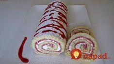 swiss roll – My Danish Kitchen Cupcake Icing, Cupcake Cakes, Cupcakes, Roulade Recipe, Raspberry Desserts, Danish Food, Danish Pastries, Scandinavian Food, British Baking