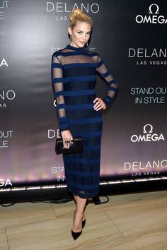 Jamie King attends the Delano Las Vegas grand opening party Sept. 18, 2014, in Las Vegas.