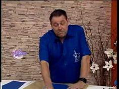 Hermenegildo Zampar - Bienvenidas TV - explica Mangas Raglan. - YouTube Sewing Basics, Sewing Hacks, Sewing Projects, Clothing Patterns, Sewing Patterns, Manga Raglan, Learn To Sew, Pattern Making, Polo Ralph Lauren
