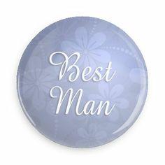 Funny Buttons - Custom Buttons - Promotional Badges - Wedding Pins - Wacky Buttons - Best Man