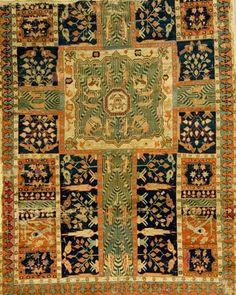 Islamic Garden Carpet, Isfahan