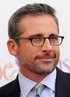 steve carell looking sexy. (i love steve carell, sexy or no)