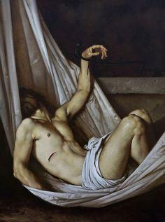 Roberto Ferri - Deposizione Contemporary Artist!!!!