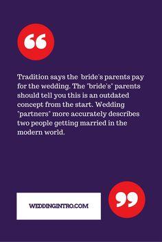 Wedding Intro - helpful wedding tips