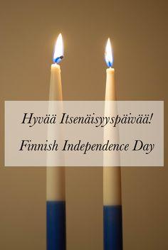 Hyvää Itsenäisyyspäivää Suomi! We are celebrating Finnish Independence Day on the 6th of December 💙💙💙