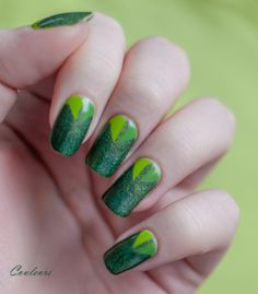 OPI Who The Shrek Are You?, OPI Green-wich Village, A England Dragon