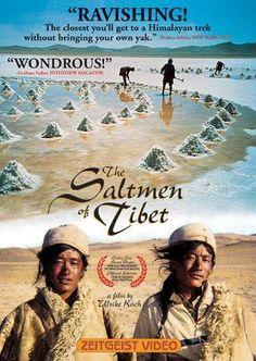Saltmen of Tibet (Ulrike Koch) / HU DVD 5586 / http://catalog.wrlc.org/cgi-bin/Pwebrecon.cgi?BBID=7600644