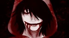 Image result for picture of jeff the killer