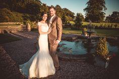 Bride wears Skyler - Augusta Jones