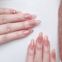 i often want to try out more colors but usually find. Aycrlic Nails, Pink Nails, Hair And Nails, Simple Toe Nails, Asian Nails, Asian Nail Art, Cute Nails For Fall, Kawaii Nails, Manicure E Pedicure