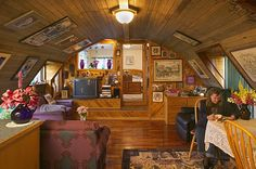 quonset huts   Rose Cobis purchased this quonset hut from the city of Kodiak, Alaska ...