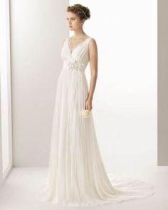 Vestidos de novia que estilizan la figura