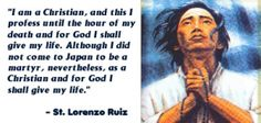 quotes from filipino saints - Google Search