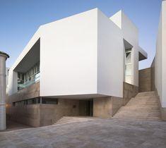 Edificio de Formación y Empleo  / Daroca Arquitectos, © Fernando Alda