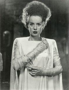 Elsa Lanchester - Bride of Frankenstein (1935)