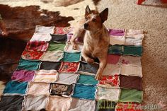 #DIY t-shirt #quilt - I think I could actually do this!
