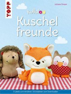 """Buch """"kullaloo Kuschelfreunde"""" € 19,99"""