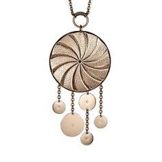 Millstones pendant