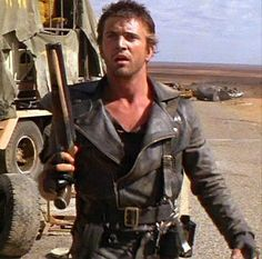 Mad Max The Road Warrior Mel Gibson