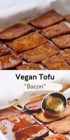 Vegan Breakfast Recipes, Vegan Recipes Easy, Veggie Recipes, Whole Food Recipes, Vegetarian Recipes, Cooking Recipes, Vegan Foods, Vegan Dishes, Vegan Meat Recipe