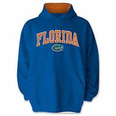 Kids' Florida Gators College Pullover Hoodie