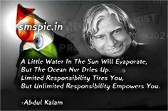 Kalam sir Quotes