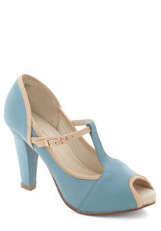 Clickety Split Heel - $154.99