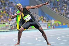 Usain Bolt, sprinter