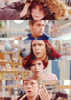 the breakfast club.