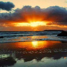 Marloes Sands, Pembrokeshire, Wales, by Mandy Llewellyn
