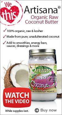 Artisana Coconut Butter #Vitacost #Foodie shared by lassensloves.com   lassens.com