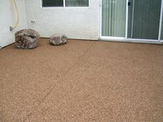 How To Lay A Pea Gravel Epoxy Porch Floor Home