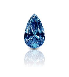 The Imperial Blue Diamond, coming in nicely at 39.31 Carats