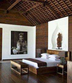 bedroom - Villa Pantai in Tabanan Bali