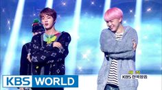 BTS Jin & Jimin choreographs 'Spring Day' for their ceremony [Music Bank...