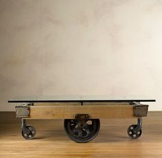 love these wheels - but can't imagine the terrible things it will do to my hard wood floors...