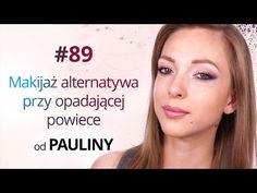 Makijaż dla osób z opadającą powieką od Pauliny - Produkty AVON