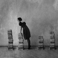 closed book store  by ~WonderMilkyGirl