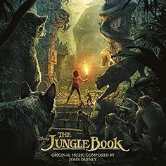 The Jungle Book, 2016 Amazon Hot New Releases Children's Music  #Music