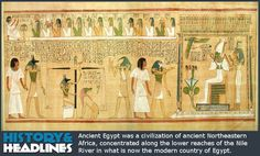 Ancient Egypt Infographic Article