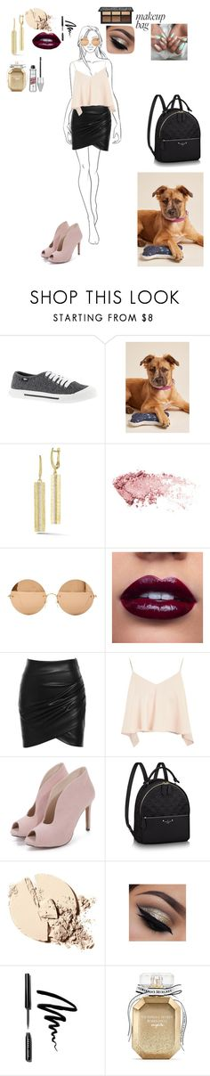 """""""Untitled #75"""" by fedescognamiglio ❤ liked on Polyvore featuring beauty, Rocket Dog, I. Reiss, Victoria Beckham, Topshop, Bobbi Brown Cosmetics and Victoria's Secret"""