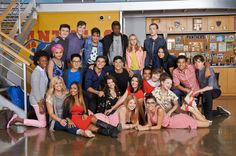 Netflix announced today Degrassi: Next Class, the newest generation of the Degrassi franchise, will be coming to Netflix around the world in 2016. Description from nickalive.blogspot.com. I searched for this on bing.com/images