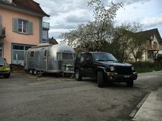 Airstream, Recreational Vehicles, Camper, Campers, Single Wide, Travel Trailers