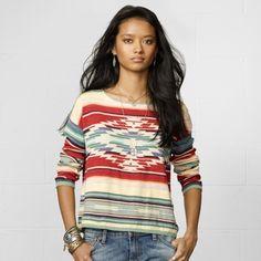 Denim & Supply Ralph Lauren Serape Pullover Sweater on shopstyle.com
